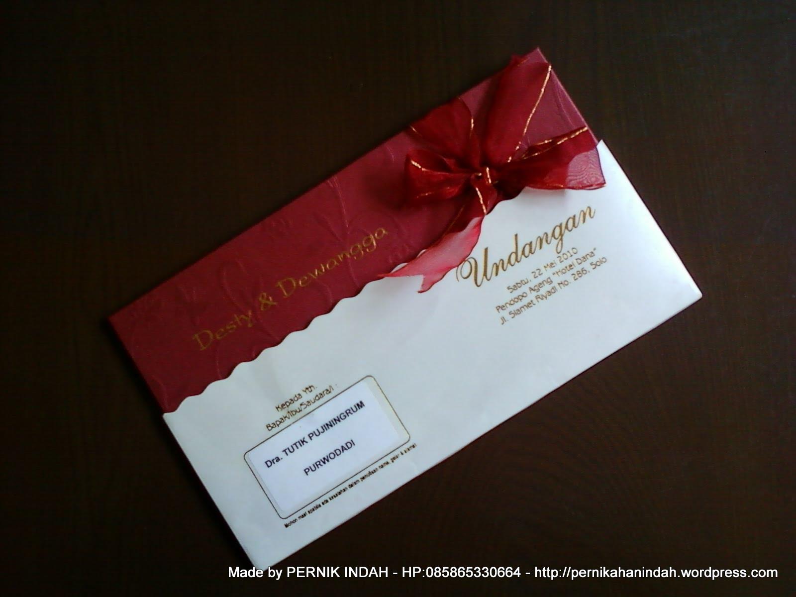 kartu undangan » undangan unik
